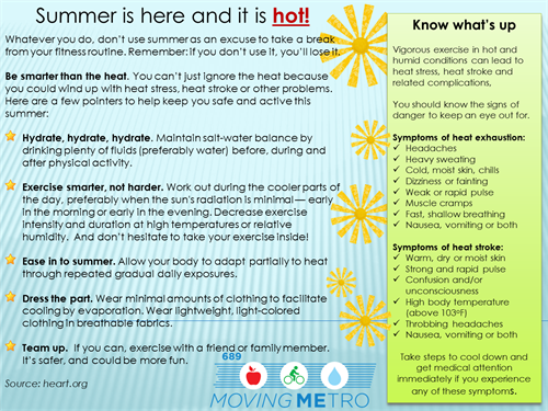 Exercise Safety_Summer