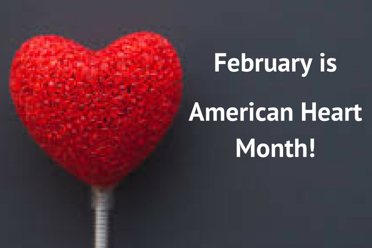 American Heart Month Rotator