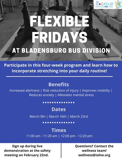 Flexible Fridays Flyer Date Revised