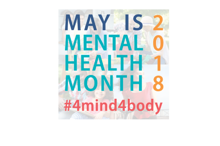 May Is Mental Health Month Rotator