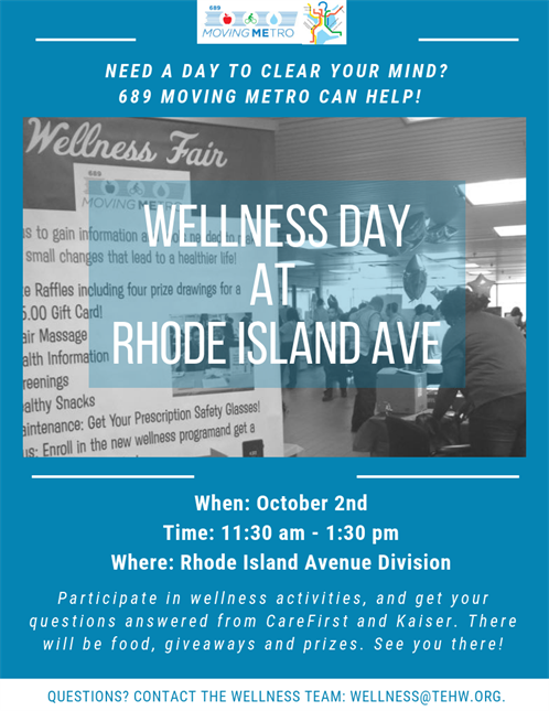 Wellness Day Flyer Revised