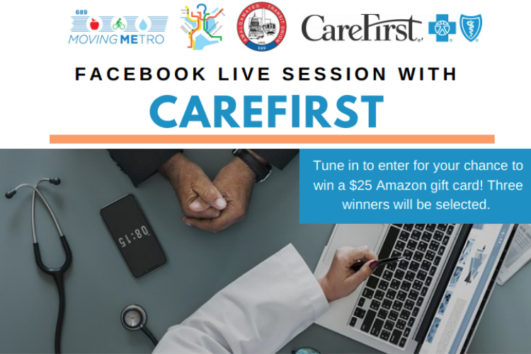 FB Live With Carefirst