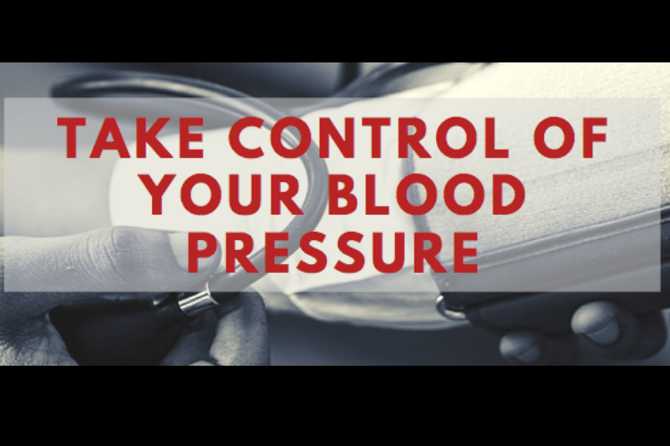 Take Control Of Your Blood Pressure